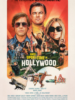 Once Upon a Time in Hollywood Download