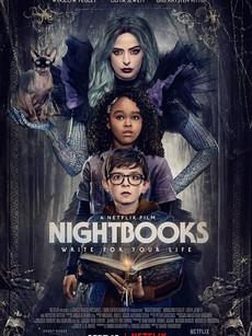 Nightbooks Movie Download