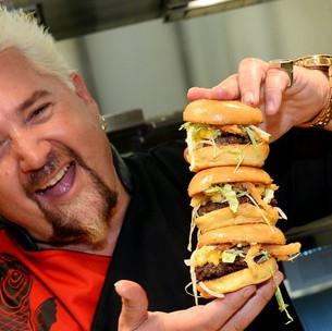 Guy Fieri Celebrity-Filled Tribute to Restaurants