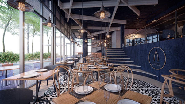Wishbone Cafe and Bistro Bar, Sandton, S