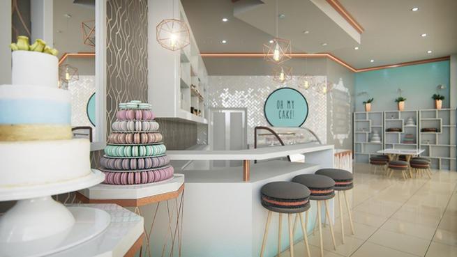 Oh-my-Cake, Cake and Macaron Studio, Fou