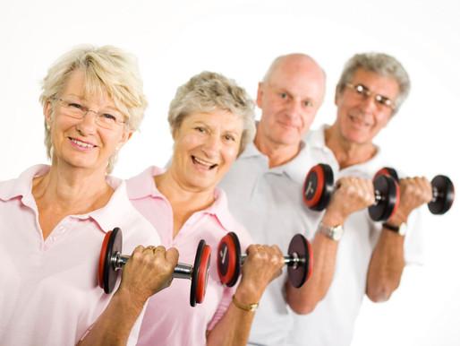Exercising for the elderly