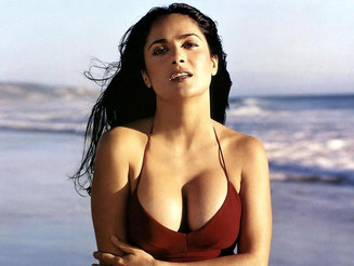 Salma Hayek Nude Celebrity