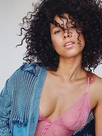 Naked Truth About Celebrity Alicia Keys