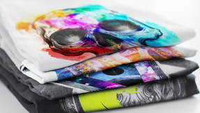 Choosing your printing method for your T-Shirts