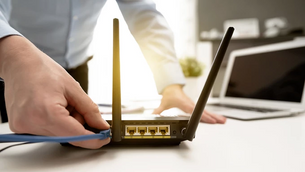 How to Install a New Router