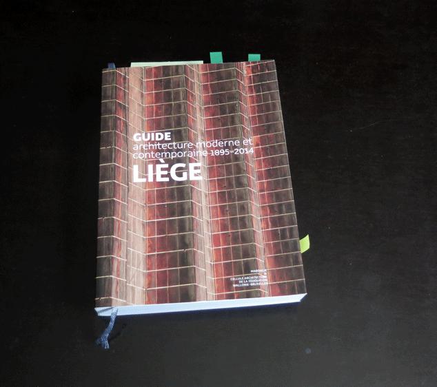 Guide AM et C, 1895-2014, Liège