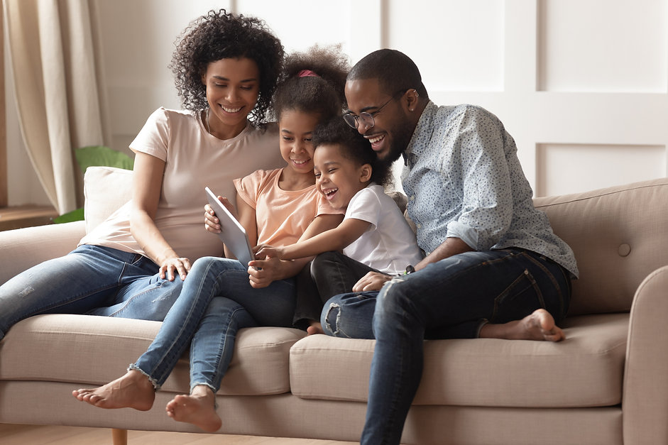 Happy Black Family on Couch.jpg