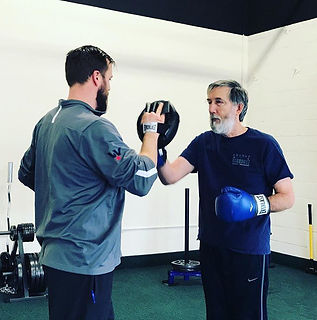 boxing traini, personal training, adult fitness g