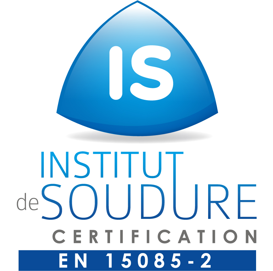 IS logo CERTIFICATION EN 15085-2_871x863