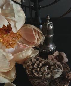 floral peony salt