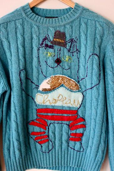 chapeau sweater