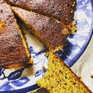 gluten-free orange almond  cake
