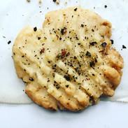 preserved lemon and pepper cookies