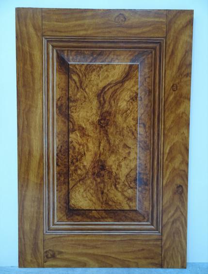 Walnut Burr Panel