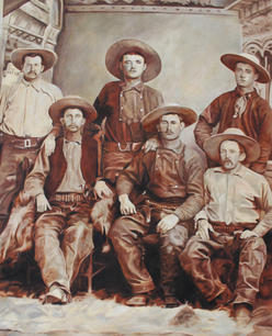 Boys of the Slaughter Ranch