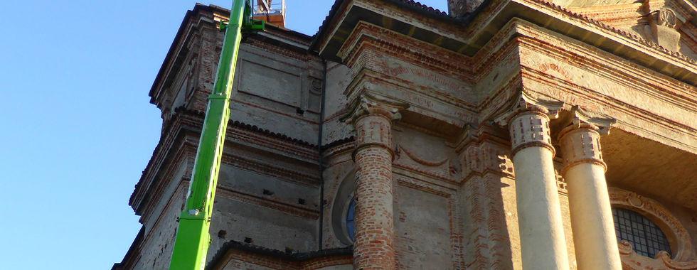 Manutenzione Chiesa di San Giacomo