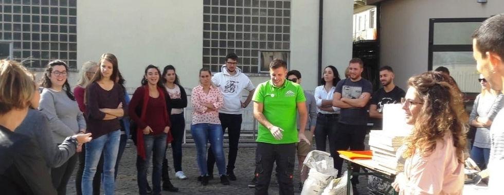 Workshop al Politecnico di Torino