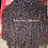 Thumbnail: Blasian Curly Full Lace Wig