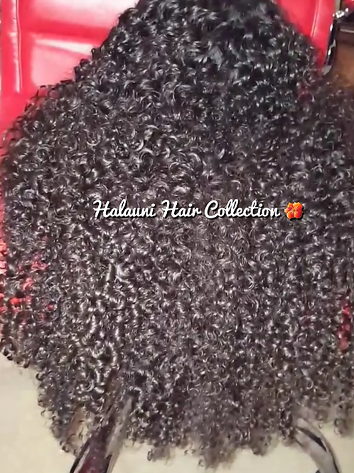 Halauni Blasian Curly Bundle