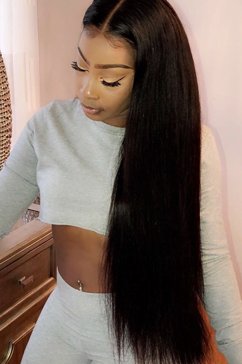 Halauni Straight Full Lace Wig