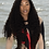 Thumbnail: Halauni Beach Curl Full Lace Wig