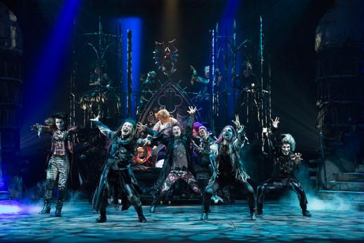 Vampyyrien Tanssi -musikaali