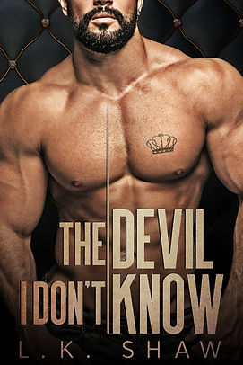 The Devil I Don't Know  LK Shaw Ecover.j