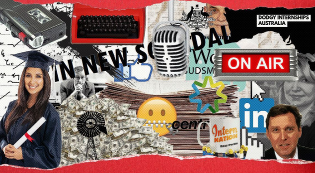 Journalism is becoming a profession for the rich