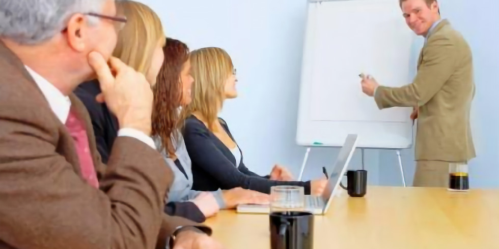 Presenting Magically- Train the Trainer
