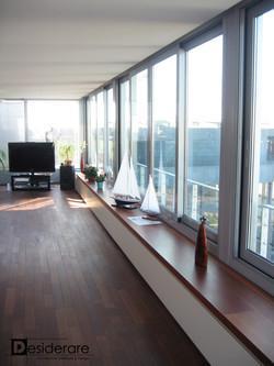 Appartement à Nantes / séjour