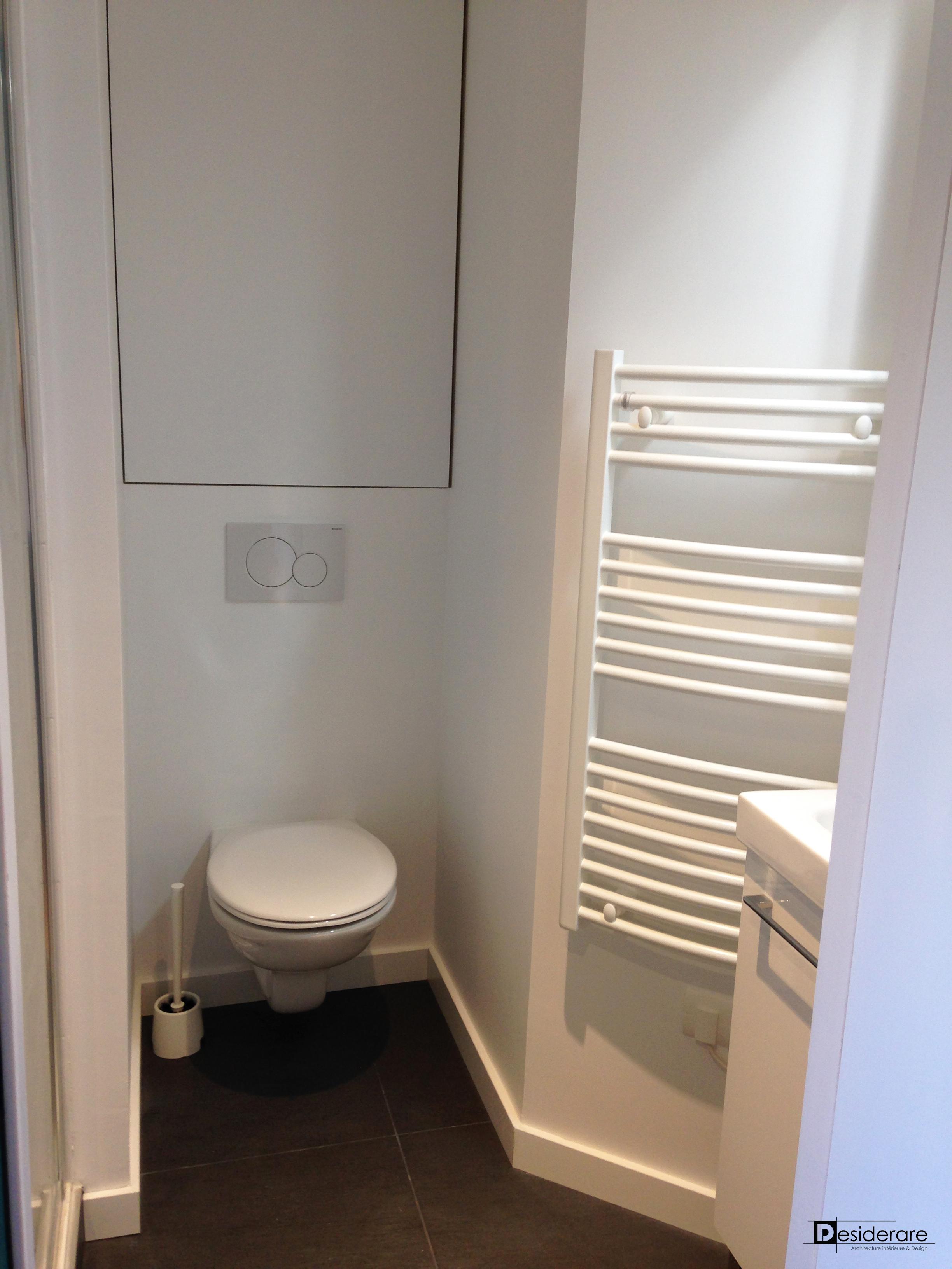 Rénovation appartement/salle d'eau