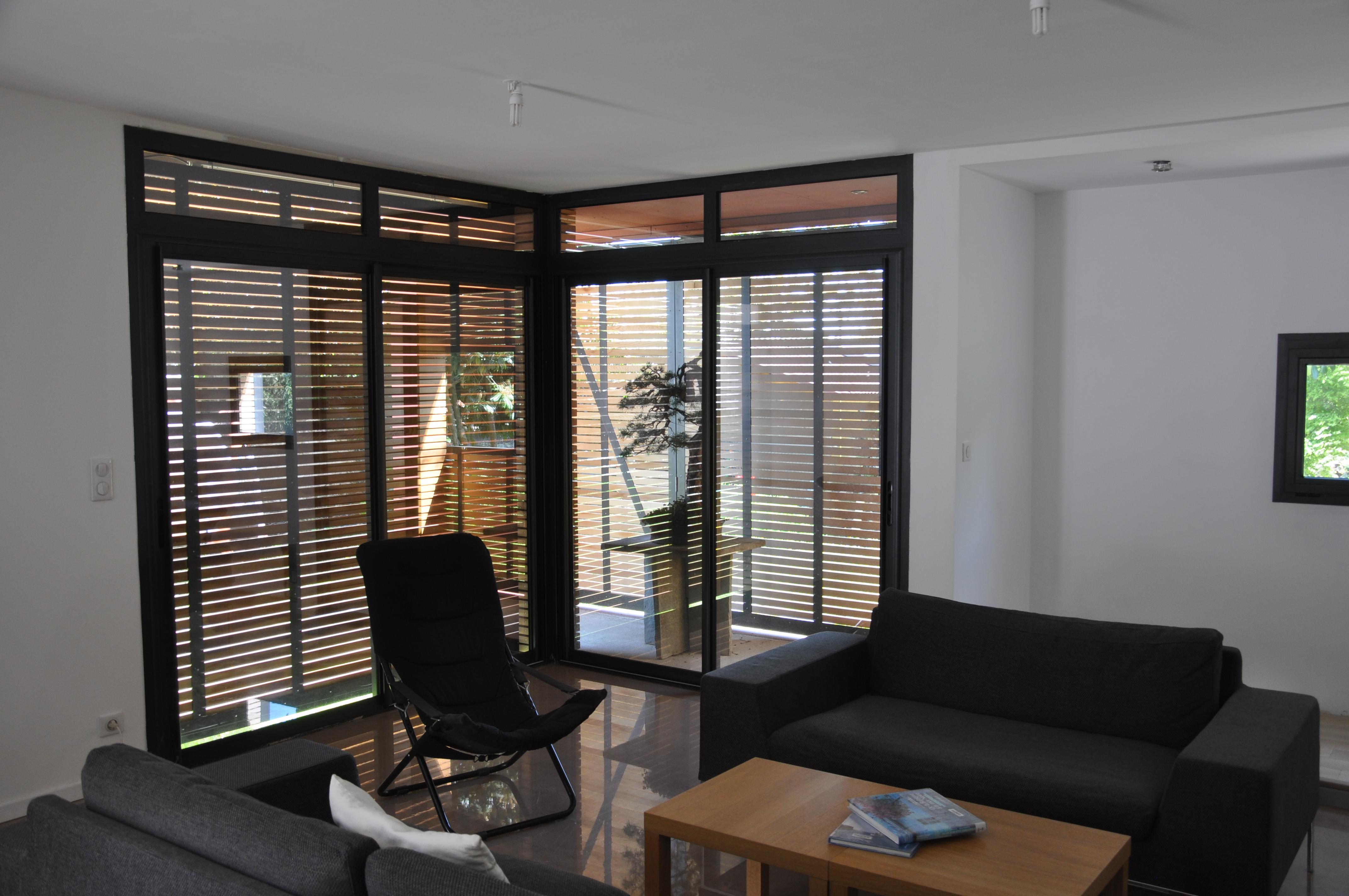 Extension à Nantes / intérieur