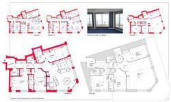 Appartement La Baule /études;projet