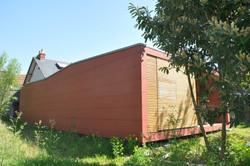 Extension à Nantes