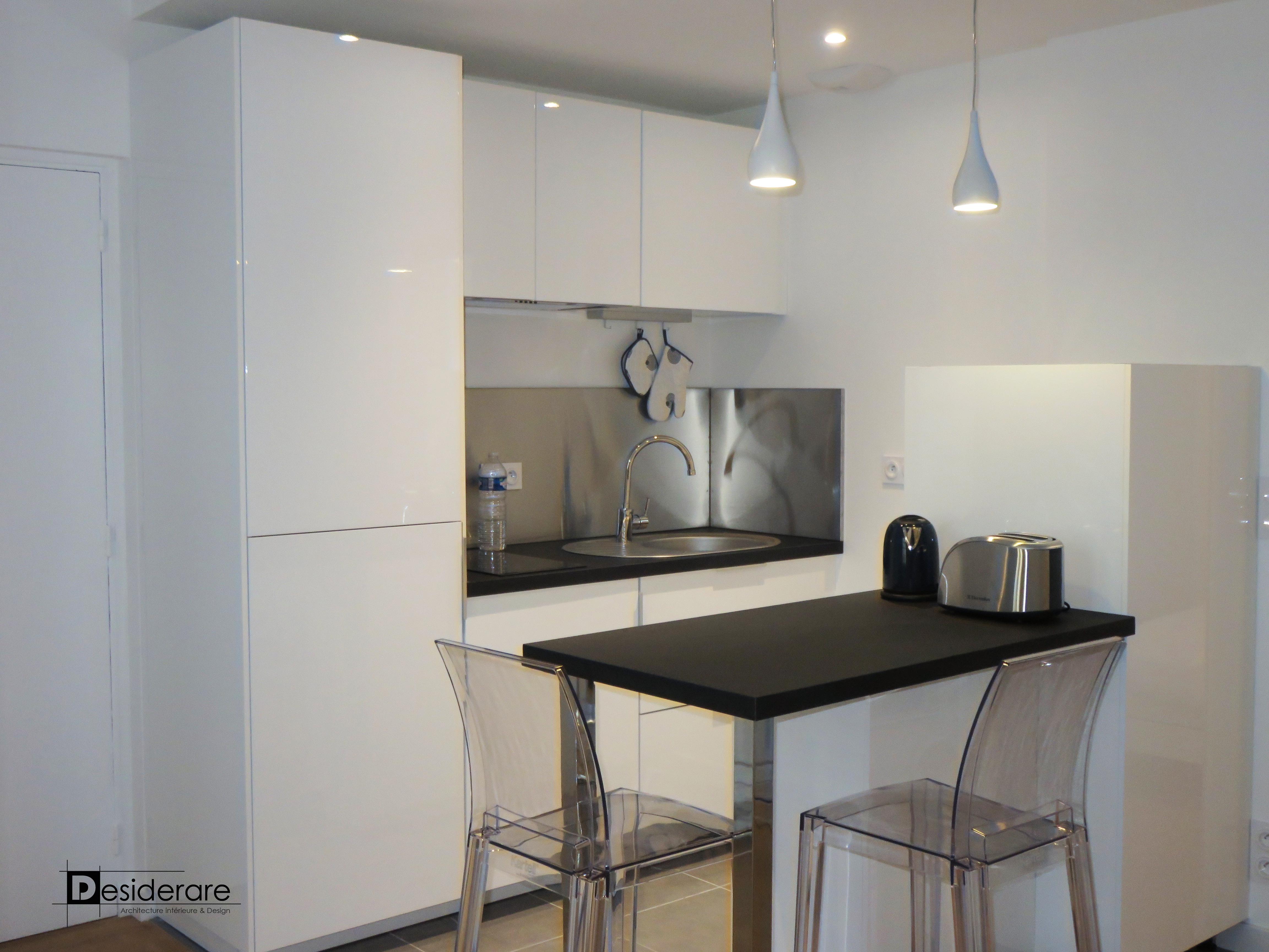 Appartement à Nantes / cuisine