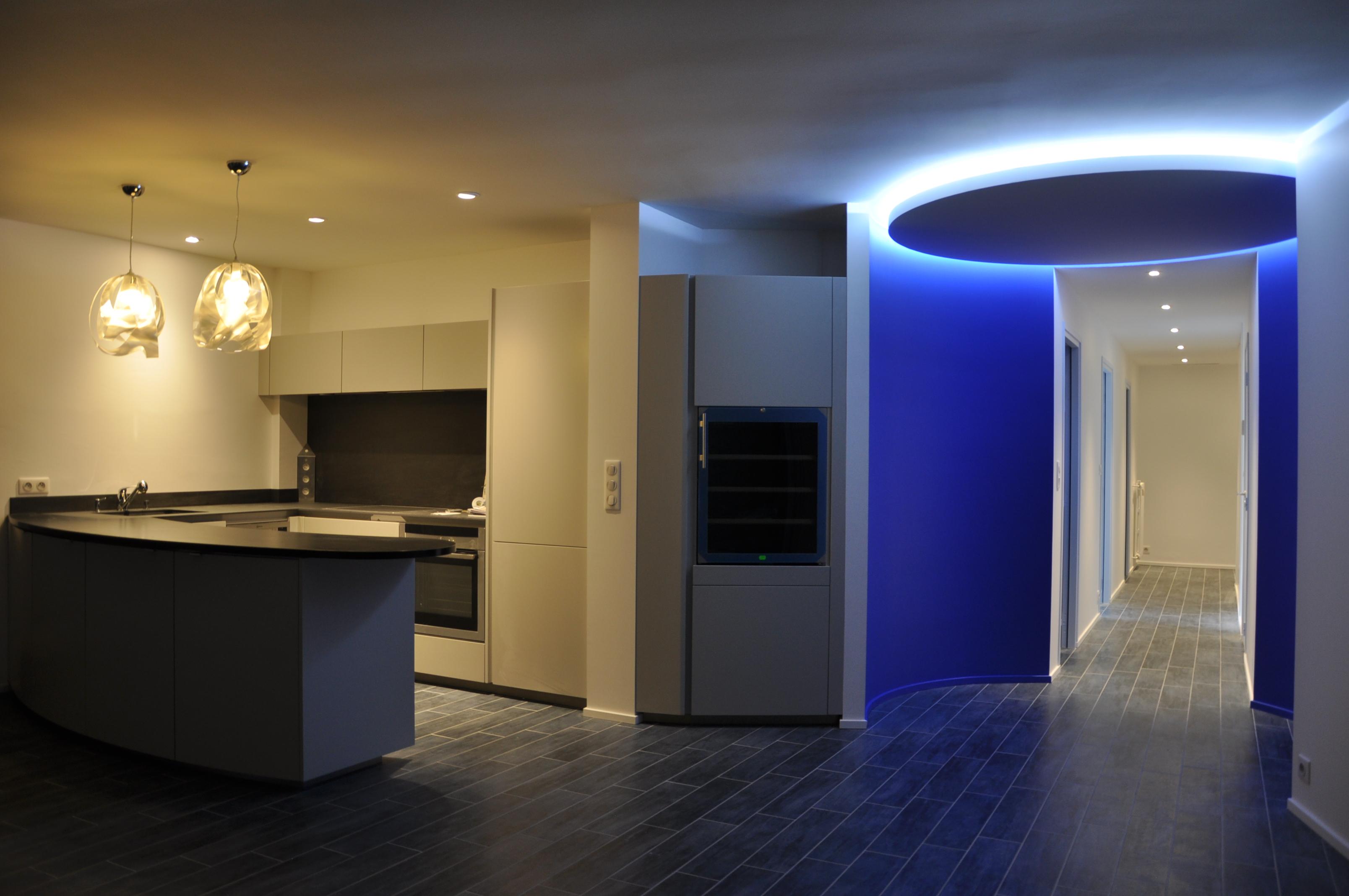 Appartement La Baule /cuisine