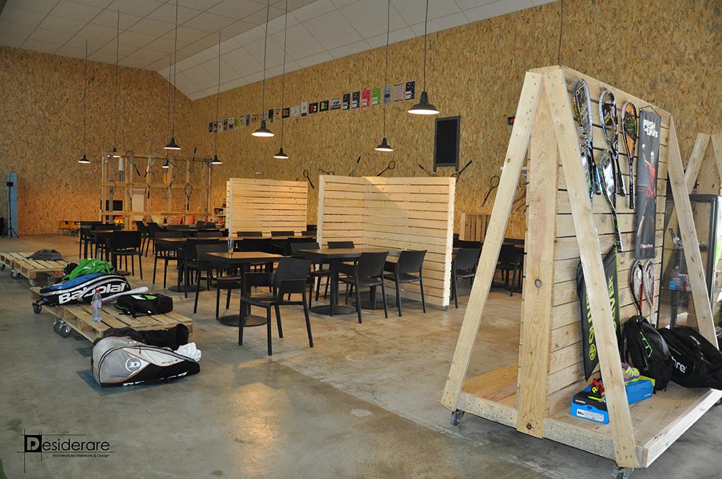La maison du squash / restaurant
