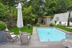 Extension à Nantes / piscine
