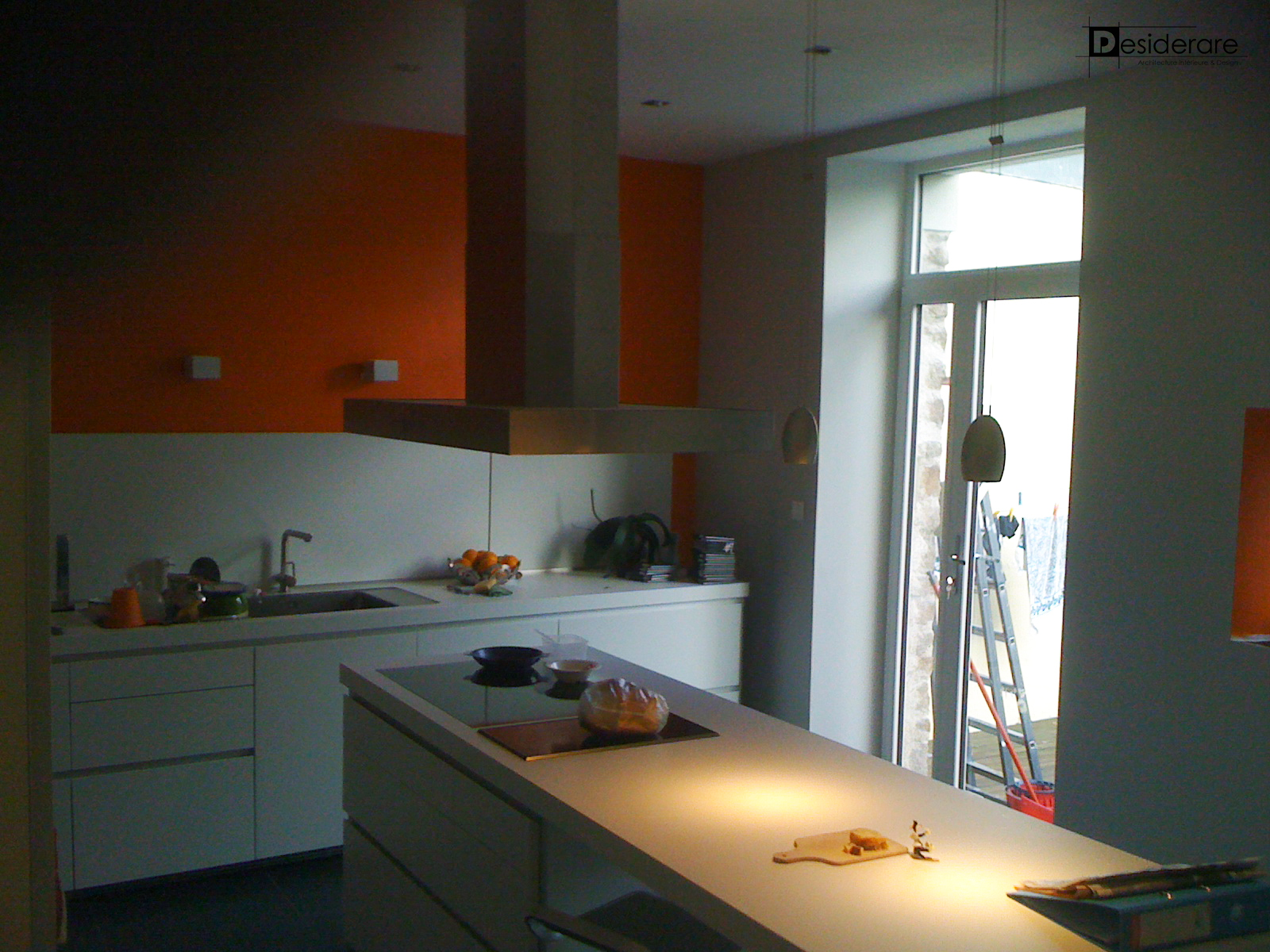Rénovation à Nantes / cuisine