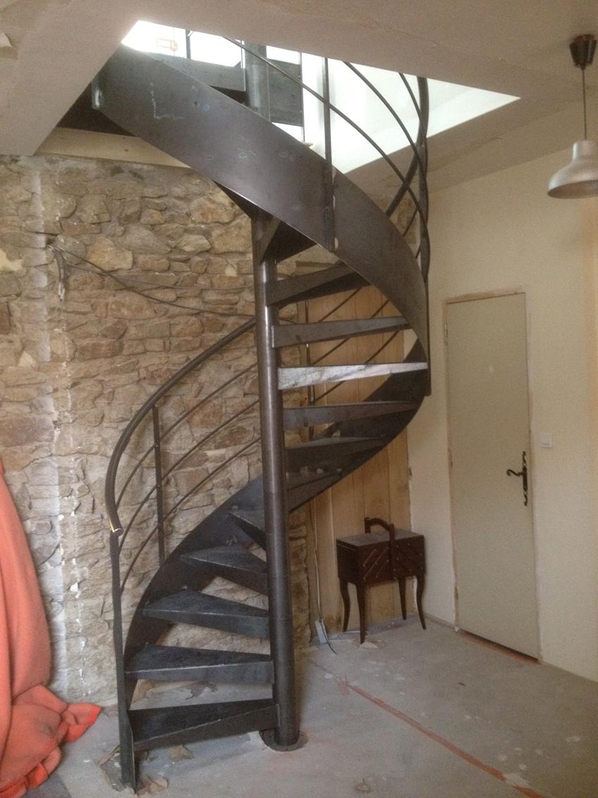 Surélévation / escalier sur mesure