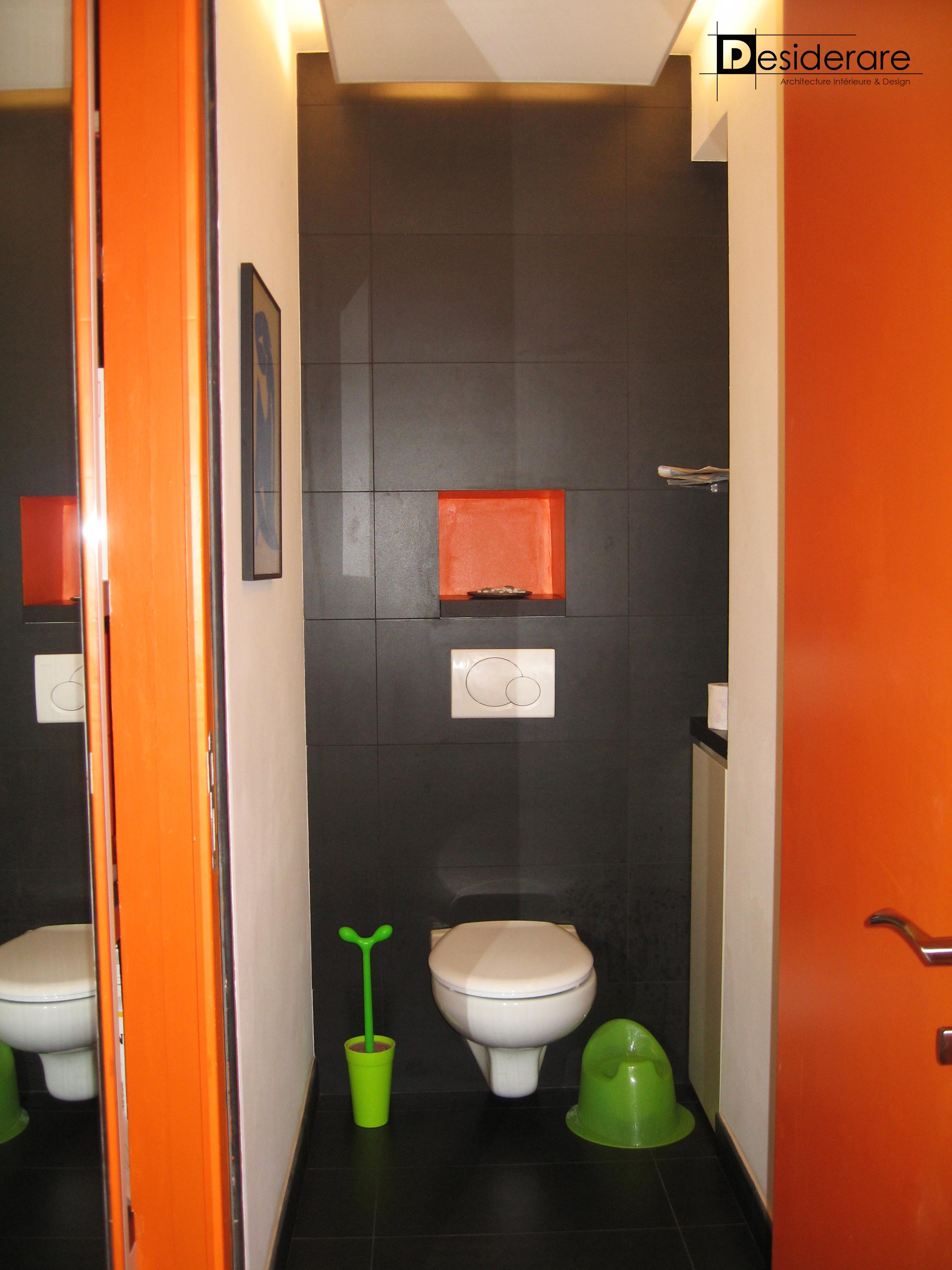 Rénovation à Nantes / WC