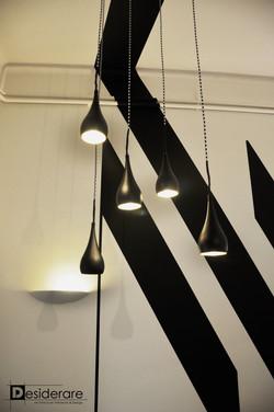 Luminaires et logo