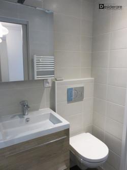 Appartement à Nantes / SDB
