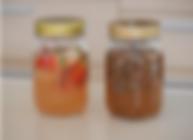 レーズン & イチゴ酵母.PNG