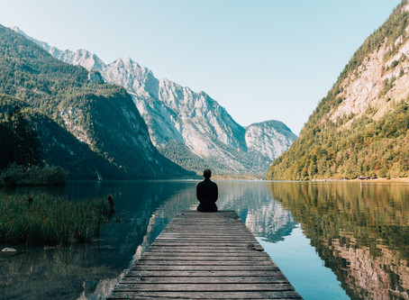 How Meditation Reminded Me We Can Start Again