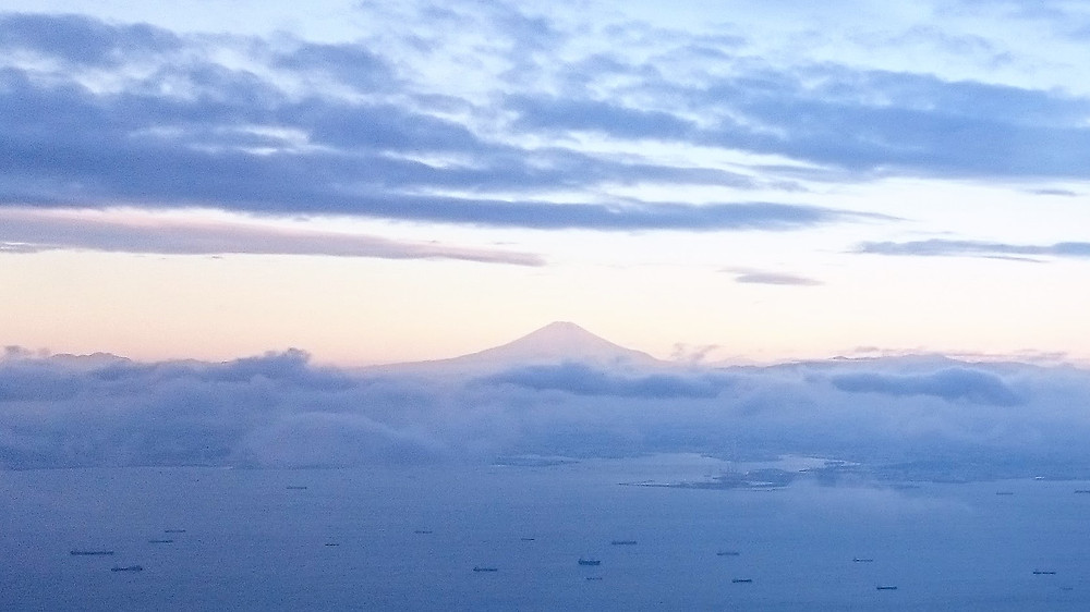 Voyage au Mont Fuji, Japon