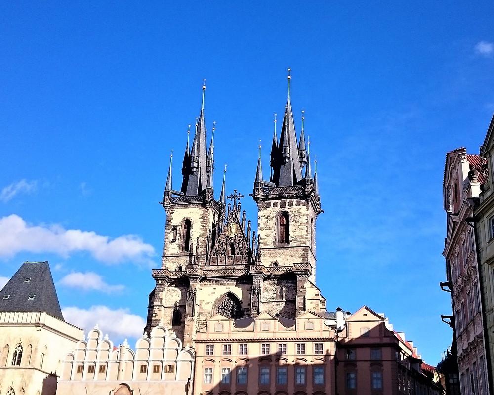 Voyage à Prague, Tchéquie
