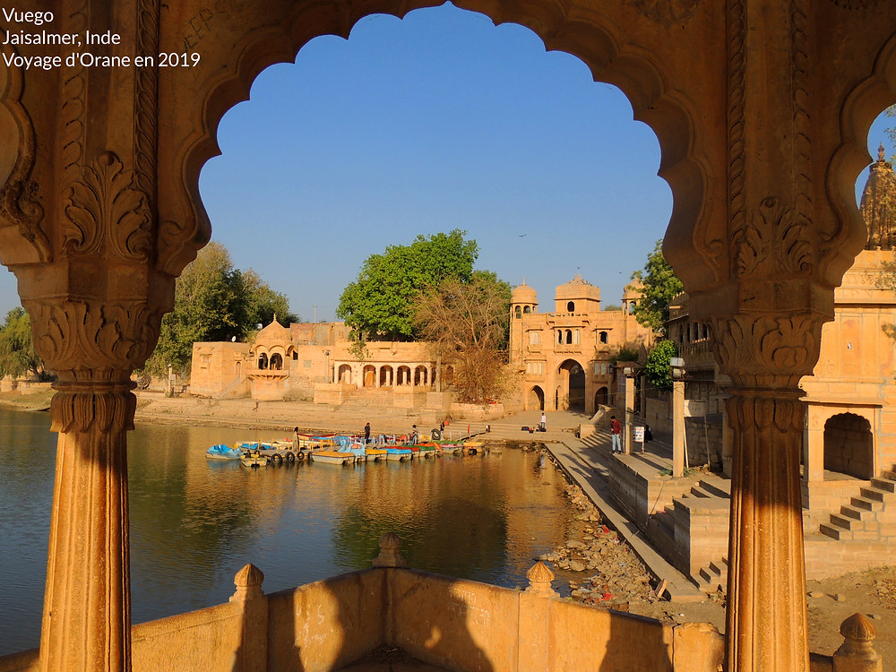 Jaisalmer, Rajasthan, Inde