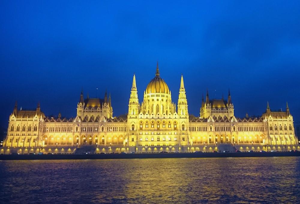 Voyage à Budapest, Hongrie